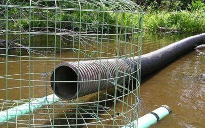Beaver Pond Leveler