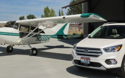 Get YOUR Personalized Aviation License Plate!